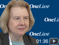 Dr. Matulonis Discusses Maintenance in Ovarian Cancer
