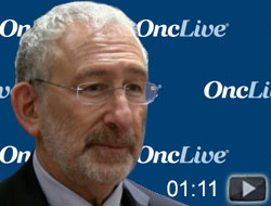 Dr. Markman on the Search for Actionable Biomarkers in Ovarian Cancer
