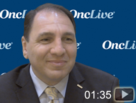 Dr. McBride on the Potential of Biosimilars in Oncology