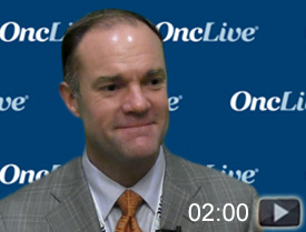 Dr. McCollum on Frontline Therapy for Patients With Metastatic CRC
