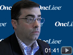 Dr. McDermott on IMmotion150 Trial in RCC