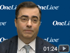 Dr. McDermott on the Use of PD-1 Inhibitor Combos in mRCC