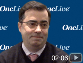 Dr. McDermott on TKI/Immunotherapy Combinations in RCC