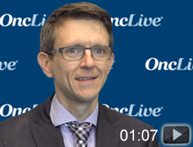 Dr. McGregor on Unmet Needs in Non-Clear Cell RCC