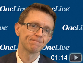 Dr. McGregor on the Combination of Atezolizumab and Bevacizumab in RCC