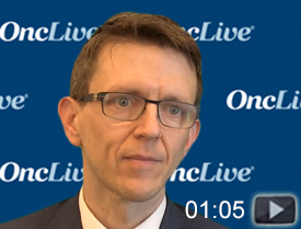 Dr. McGregor on the Utility of Axitinib/Avelumab in Advanced RCC