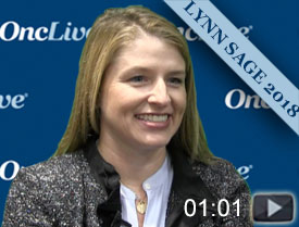 Dr. McLaughlin on Lymphedema in Breast Cancer