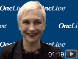 Dr. McQuade on Age as a Predictor of Response to Neoadjuvant Immunotherapy in Melanoma