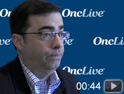 Dr. McDermott on the Role of VEGF Targeted Therapy in RCC