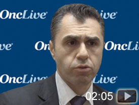 Dr. Mehrazin on Findings From the CARMENA Trial in Metastatic RCC