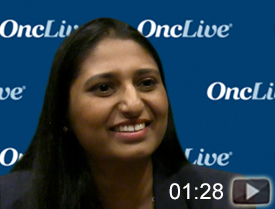 Dr. Mehta on Immunotherapy in Gastric/GEJ Cancer