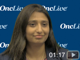 Dr. Mehta on Rationale for a Phase II Trial of TAS-102/Ramucirumab in Gastric/GEJ Cancer