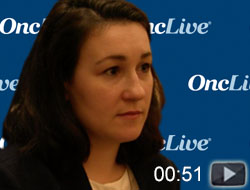 Dr. Burgess on Pembrolizumab in Sarcoma