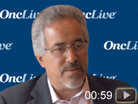 Dr. Mesa on the Utility of Ruxolitinib Versus Fedratinib in Myelofibrosis
