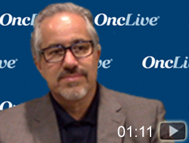 Dr. Mesa on the Utility of Fedratinib for Patients With Myelofibrosis Who Progress on Ruxolitinib
