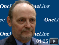 Dr. Michael Birrer on Immunotherapy Potential in Cervical Cancer