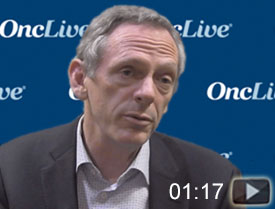Dr. Charlton on the Emergence of Biomarkers in HCC