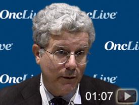 Dr. Grossbard on the Role of MRD in Follicular Lymphoma