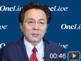 Dr. Wang on the Safety Profile of KTE-X19 in MCL