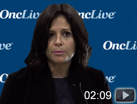 Dr. Hellmann on the Impact of Systemic Therapy on Surgery in Ovarian Cancer