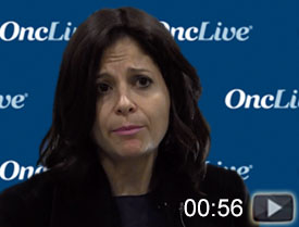 Dr. Hellmann on Using Trametinib in Low-Grade Ovarian Serous Carcinoma