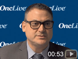Dr. Mirhadi on Patient Populations of Lung Cancer Optimal for Radiation