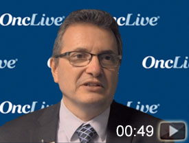 Dr. Mita on Emergence of Checkpoint Inhibitors SCLC