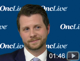 Dr. Mix on Local Consolidative Therapy in Oligometastatic NSCLC