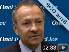 Dr. Monk on Choosing Between PARP Inhibitors in Ovarian Cancer
