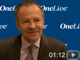 Dr. Monk on the FORWARD I Trial in Ovarian Cancer