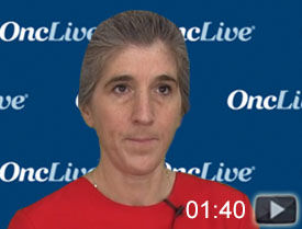 Dr. Moore on Early-Phase Data With Mirvetuximab Soravtansine in Ovarian Cancer