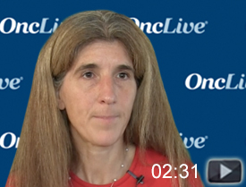 Dr. Moore on Research Evaluating Repeat Exposure to PARP Inhibition in Ovarian Cancer