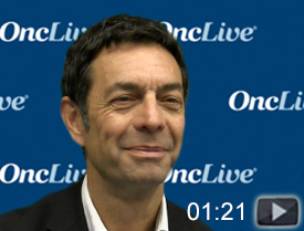 Dr. Moreau on the CASSIOPEIA Trial in Transplant-Eligible Myeloma