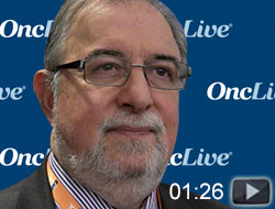 Dr. Sherman on the Role of Regorafenib in Liver Cancer