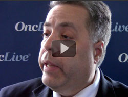 Dr. Morris on Lymphopenia as a Predictor of Survival in CRT-Treated NSCLC