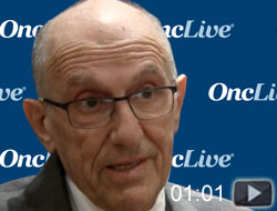 Dr. Muggia on Challenges in Ovarian Cancer Treatment