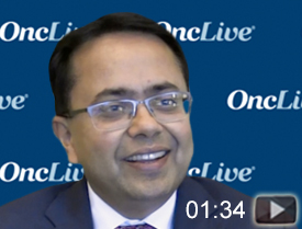 Dr. Agarwal on Patient Selection in Frontline Advanced RCC
