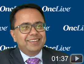 Dr. Agarwal on Drug Development in Metastatic Castration-Sensitive Prostate Cancer