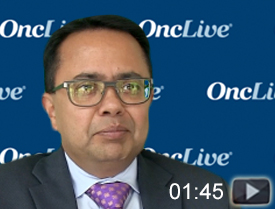 Dr. Agarwal on the QoL With Apalutamide in Metastatic Castration-Sensitive Prostate Cancer