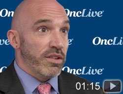 Dr. Jeffrey Jones on Long-Term Outcomes With Ibrutinib in CLL