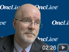 Dr. Pennell on the Underutilization of Genetic Testing in Lung Cancer