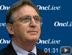 Dr. Nicholas Robert on MA.17R Trial for Patients With Early-Stage Breast Cancer