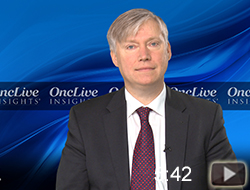 Non-Driver NSCLC: Clinical Decisions in Rapidly Progressing Disease