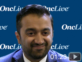 Dr. Nadeem on Sequencing Considerations in Multiple Myeloma