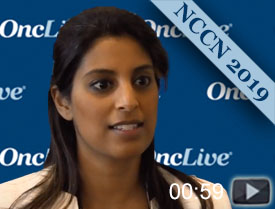 Dr. Naidoo Discusses Biomarker Testing for Checkpoint Inhibitors