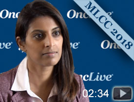 Dr. Naidoo Discusses the Management of Immune-Related Adverse Events in Lung Cancer