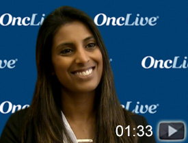 Dr. Naidoo on the Mechanisms Behind Immune-Related Adverse Events in Lung Cancer