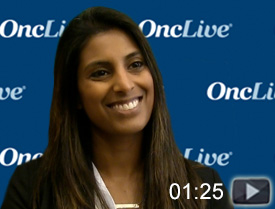 Dr. Naidoo on Managing Immune-Related Adverse Events in NSCLC