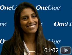 Dr. Naidoo on Treating Immune-Related Adverse Events in NSCLC