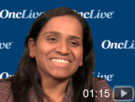 Dr. Nallapareddy on the Use of ctDNA Testing in Colorectal Cancer